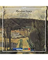 Théodore Gouvy : Symphonies n°3 et 5