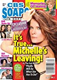 Michelle Stafford, Jeanne Cooper Farewell Tribute, Katherine Kelly Lang, Heather Locklear - June 17, 2013 CBS Soaps in Depth Magazine