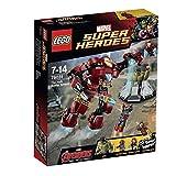 レゴ スーパー・ヒーローズ ハルクのバスタースマッシュ 76031