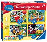 Ravensburger 4-in-Box Mickey Mouse Clubhouse