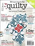 img - for Quilty Magazine (September/October 2013) book / textbook / text book