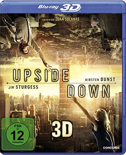 Upside Down 3D (inkl. 2D-Version) [3D Blu-ray]