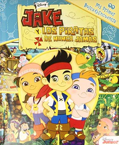 Jake Y Los Piratas. Mi Primer Busca Y Encuentra