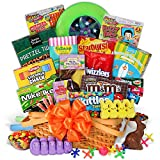 Easter Candy and Toys Basket