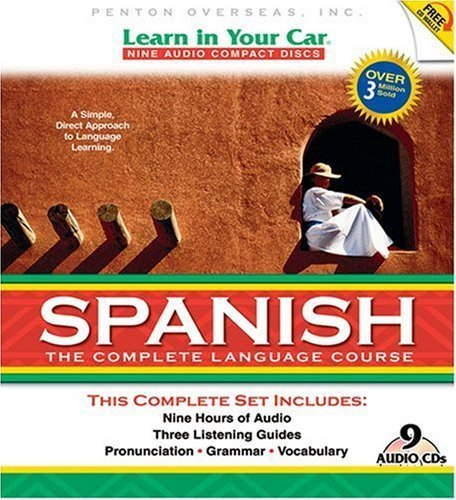 Ramirez, Henry N. Raymond And Oscar M's Learn in Your Car Spanish: The Complete Language Course [With Guidebook and CD Carrying Case and DVD] (Spani