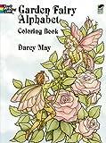 img - for Garden Fairy Alphabet Coloring Book book / textbook / text book