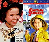 Shirley Temple 2-pack, Captain January, The Little Princess, VHS Format