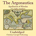 The Argonautica of Apollonius: Jason and the Argonauts (       UNABRIDGED) by  Apollonius,  F L Light Narrated by Christian Carvajal