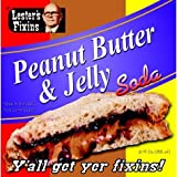 Peanut Butter & Jelly Soda