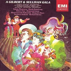 Sir Arthur Sullivan, Valerie Masterson, Robert Tear