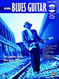 img - for Complete Blues Guitar Method: Beginning Blues Guitar (Book & DVD) book / textbook / text book