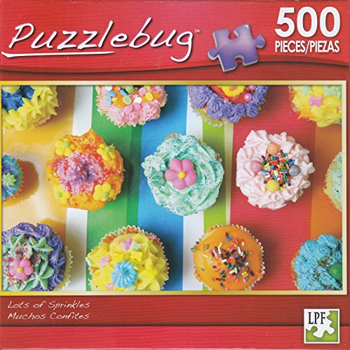 Puzzlebug 500 - Lots of Sprinkles - 1