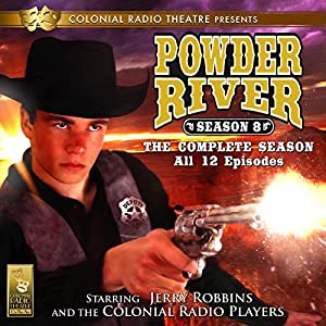 Powder River: The Complete Eighth Season Radio/TV Program