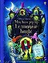 Le manoir hant� - Mon livre pop-up par Taplin