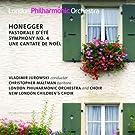 Honegger: Pastorale D'Ete/ Symphony No. 4/ Une Cantate De Noel (Lpo: LPO-0058)