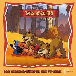 Yakari 13 Hörspiel