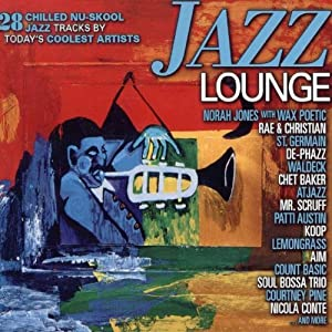 "Cover of ""Jazz Lounge"""