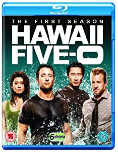 Hawaii Five-O - Season 1 [Blu-ray] [2011] [Region Free]
