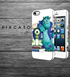 Mike and Sulley - Monster Inc. - Monster University 03 - Iphone 5 Case - 3D Iphone Case - Hard Plastic Case