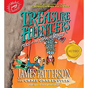 Treasure Hunters: Peril at the Top of the World Audiobook
