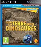 Wonderbook : Sur la terre des Dinosaures