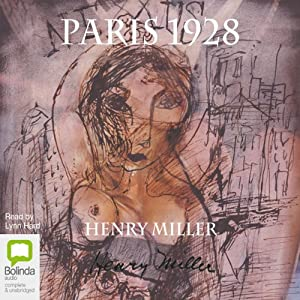 Paris 1928 Audiobook