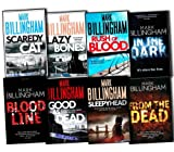 Mark Billingham Mark Billingham Tom Thorne Novels 8 Books Collection Pack Set (Lazybones, Scaredy Cat, Good As Dead, From the Dead, Bloodline, Sleepyhead, Rush of Blood, In the Dark)