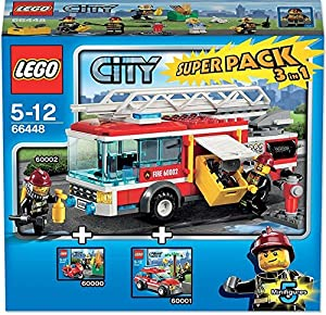 LEGO City 66448: Fire Value Pack