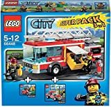 Lego City Fire Value Pack (66448)