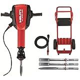 HIlti 3492616 Breaker perf pkg TE 3000-AVR drilling demolition (Color: Red, Tamaño: full size)