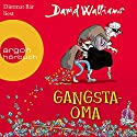 Gangsta-Oma Audiobook by David Walliams Narrated by Dietmar Bär