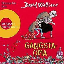 Gangsta-Oma Hörbuch von David Walliams Gesprochen von: Dietmar Bär