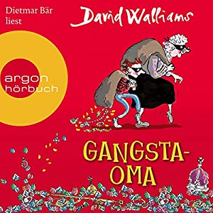 Gangsta-Oma Hörbuch