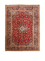 Navaei & Co. Alfombra Persian Kashan Rojo/Azul/Marrón 298 x 197 cm