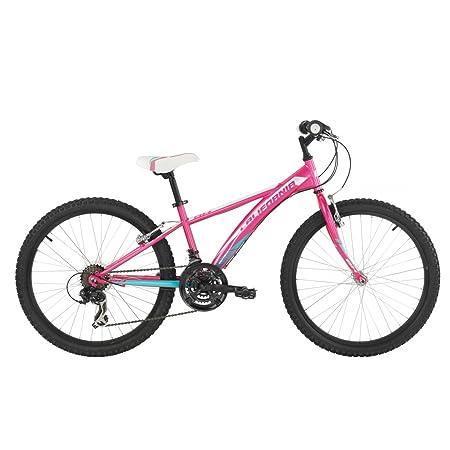 Vélo fille BH OREGON 24 6s rose 2016