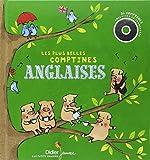 Les plus belles comptines anglaises (1 livre + 1 CD audio)