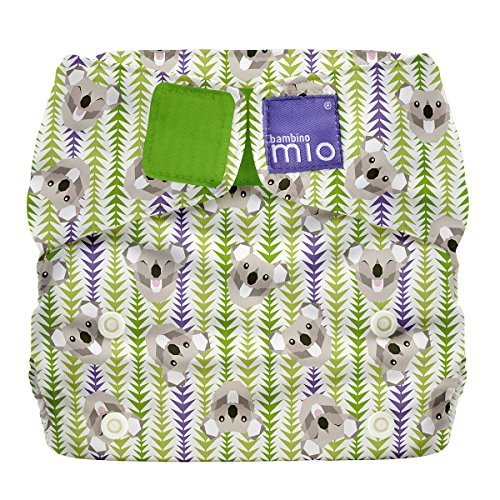 Bambino Mio, Miosolo All-In-One Windel, Onesize, Koala