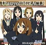 TVアニメ「けいおん!!」オープニングテーマ Utauyo!!MIRACLE(初回限定盤)のサムネイル