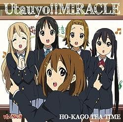 TVアニメ「けいおん!!」オープニングテーマ <br>Utauyo!!MIRACLE(初回限定盤)