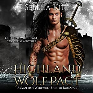 Highland Wolf Pact Audiobook
