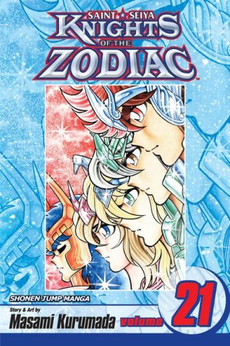 Knights of the Zodiac, Vol. 21: Under the Sala Trees