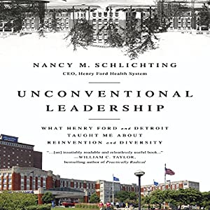 Unconventional Leadership Audiobook