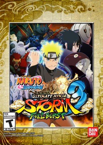 Naruto Shippuden Ultimate Ninja Storm 3 Full Burst Review