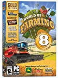 Avanquest North America Inc. World of Farming: Gold Edition - 8 Games