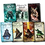 Adrian Tchaikovsky Shadows of the Apt Series Collection Adrian Tchaikovsky 7 Books Set (Empire in black and gold, Dragonfly falling, The sea watch, The Scarab path, Heirs of the blade, Salute the dark, Blood of the Mantis)