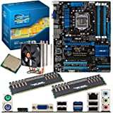 INTEL Core i5 3570K OC 4.4Ghz, ASUS P8Z77-V LX2, 8GB 1600Mhz DDR3 Patriot Viper Xtreme Division 2 Performance Memory & ThermalTake Contac21 Cooler OVERCLOCKED Bundle