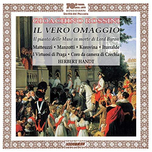 CD : ROSSINI / KOROVINA / HANDT - Il Vero Omaggio