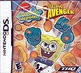 Spongebob Squarepants The Yellow Avenger - Nintendo DS