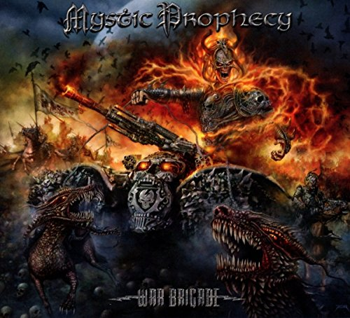 War Brigade - Digipack
