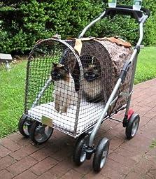 Kitty Walk Royale Classic SUV Pet Stroller 31\